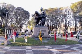 Plaza de los Fundadores – Nueva Helvecia