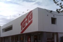 Supermercados TATA Sucursal Carmelo