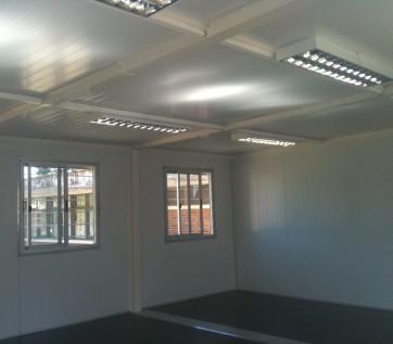 Fideicomiso ANEP – 28 Aulas Prefabricadas