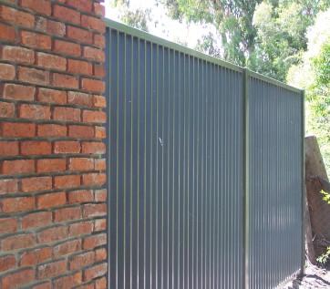 Embajada de Venezuela – Muro Perimetral